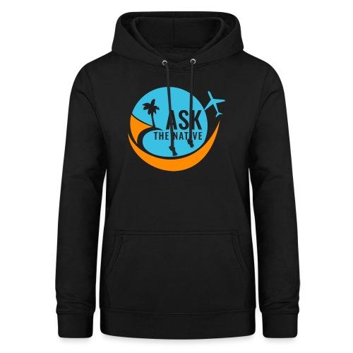 Ask the Native Original Logo - Vrouwen hoodie
