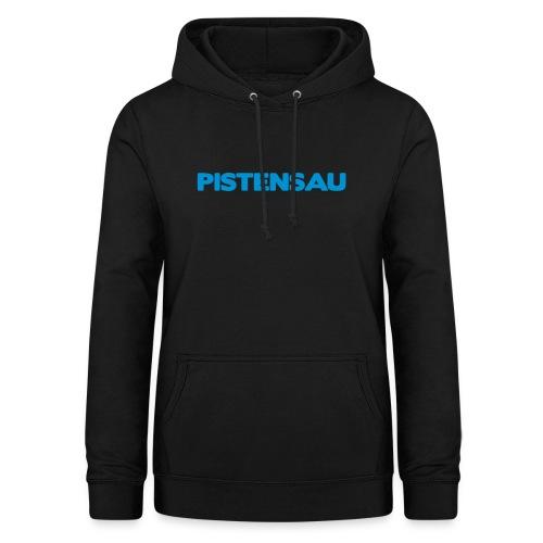 Ski Shirt Pistensau - Frauen Hoodie