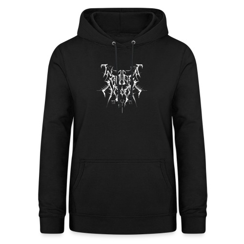In Crucem Agere Logo and Band - Frauen Hoodie