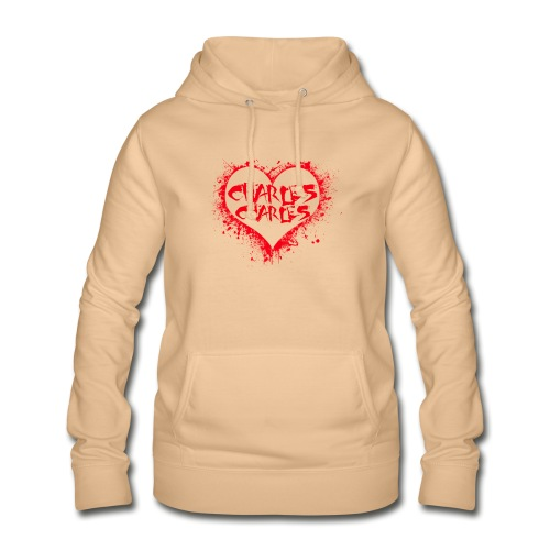 CHARLES CHARLES VALENTINES PRINT - LIMITED EDITION - Women's Hoodie
