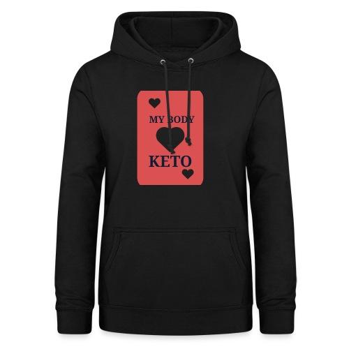 Keto - Vrouwen hoodie