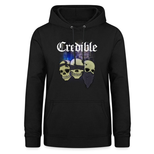 CREDIBLE - Taubstumme - Frauen Hoodie