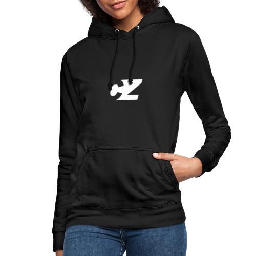 CZ X GEOMETRICAL FOX II - Sudadera con capucha para mujer