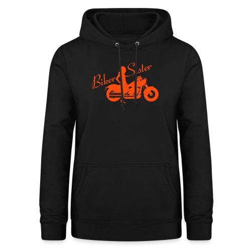 Biker Sister - Custom bike - Naisten huppari