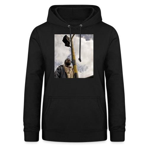 el hombre del semaforo - Sudadera con capucha para mujer