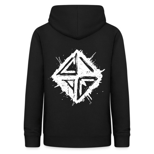Caught In A Mirror - Back & Front - Frauen Hoodie