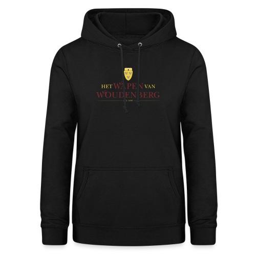 DKA_WvW_PNG - Vrouwen hoodie