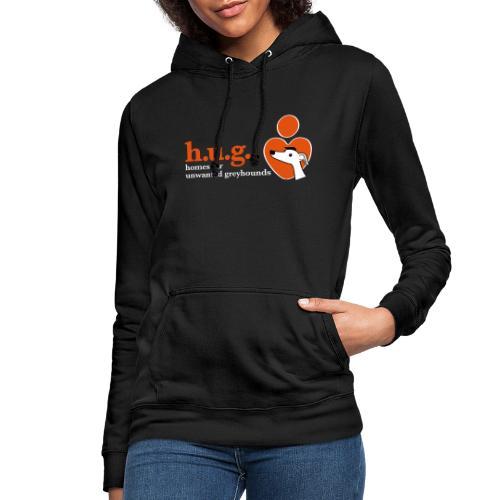 HUG logo branded gear - Women's Hoodie