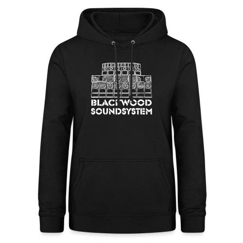Soundsystem - Frauen Hoodie