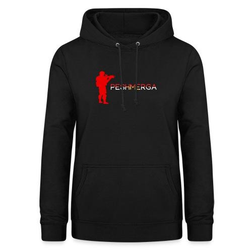 Peshmerga x1 - Vrouwen hoodie