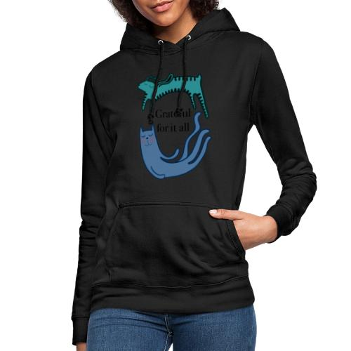 Thankful for everything - Women's Hoodie