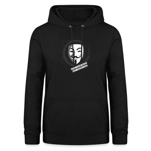 Anonymous Love Your Rage - Women's Hoodie