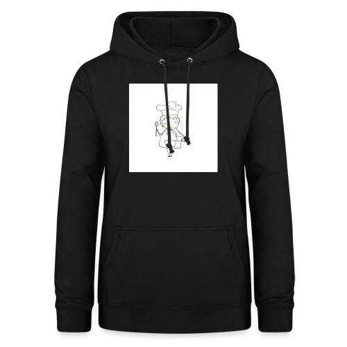 Maglietta 1 - Felpa con cappuccio da donna