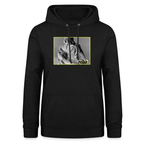 la piedad miguel angel - Sudadera con capucha para mujer