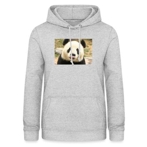 petit panda - Sweat à capuche Femme