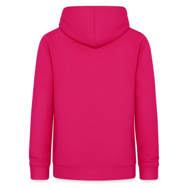 dog girl outdoor pawheart - Frauen Hoodie
