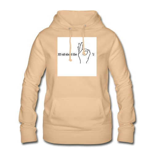 All about the - Women's Hoodie