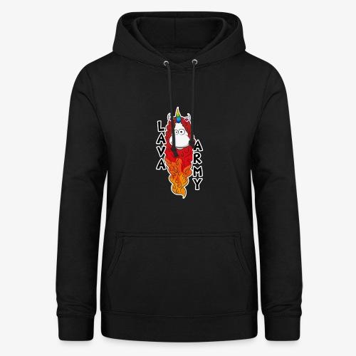 #LavaArmy - Frauen Hoodie