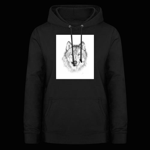 Wolf - Dame hoodie