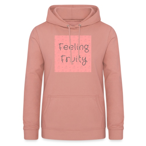 feeling fruity slogan top - Women's Hoodie