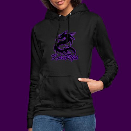 KokoRyu Logo - Women's Hoodie