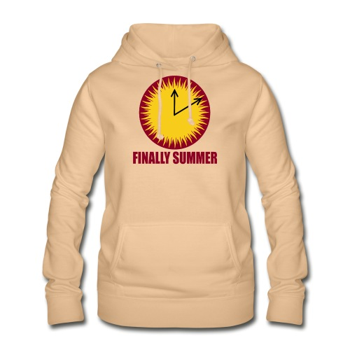 Finally Summer - Frauen Hoodie