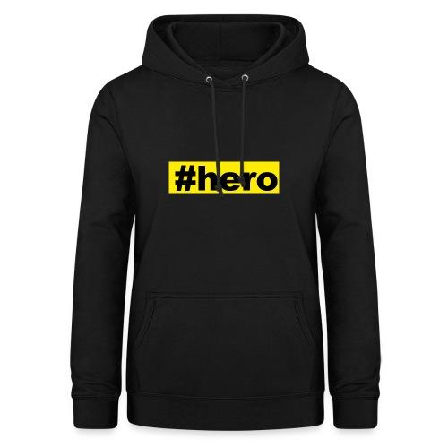 #hero - Frauen Hoodie