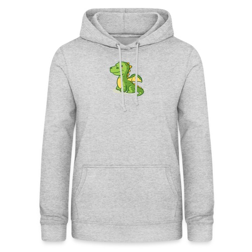 dragon funny - Sweat à capuche Femme