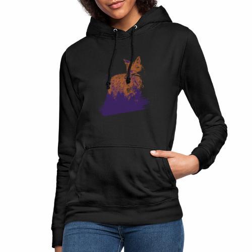 Fox forest - Frauen Hoodie