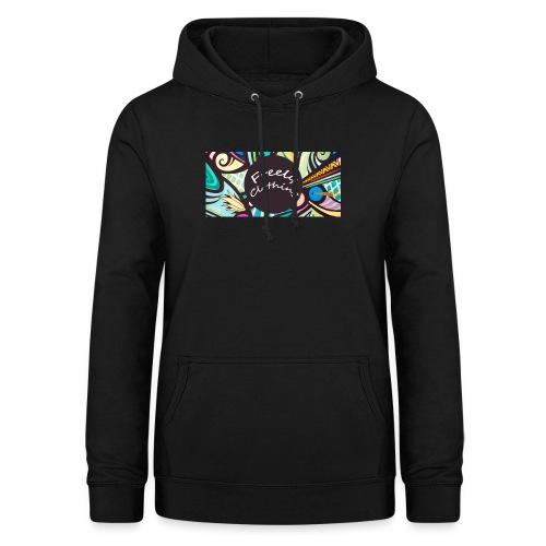 FreelyClothing - t-shirt - Dame hoodie