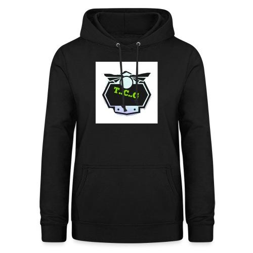 Cool gamer logo - Women's Hoodie