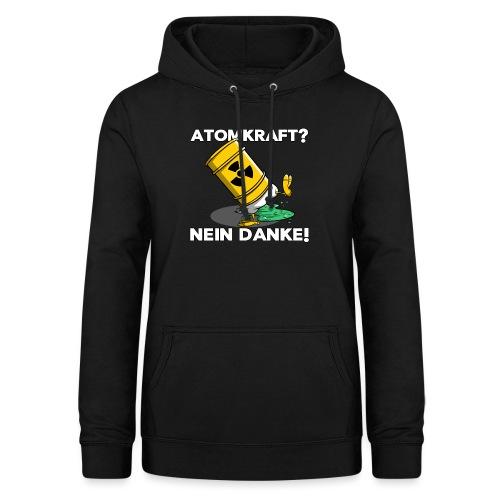 Atomkraft - Nein Danke - Frauen Hoodie
