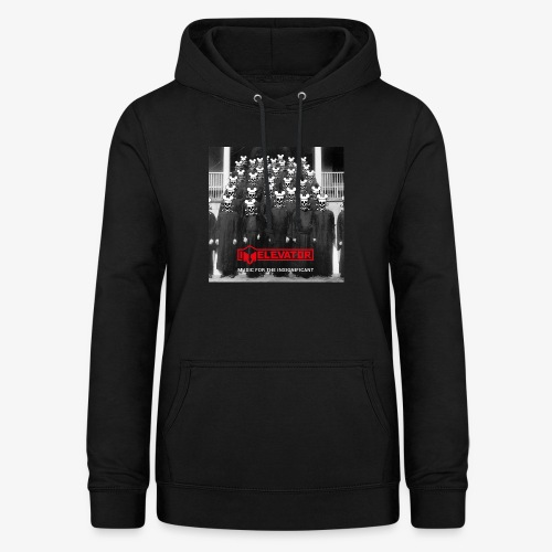 Music for the Insignificant - Vrouwen hoodie