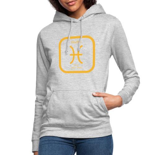 Horoskop Fische12 - Frauen Hoodie