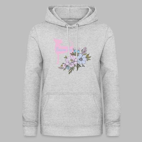 kukkakangasLK - Naisten huppari