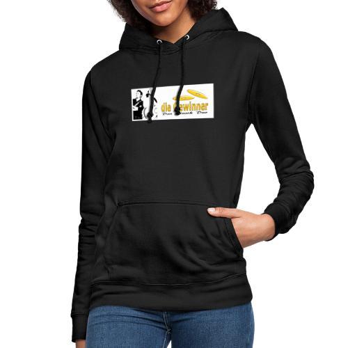 Das Logo mit dem Bild - Frauen Hoodie