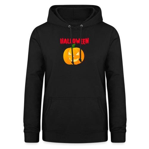 HALLOWEEN PUMPKIN 🎃 - Frauen Hoodie