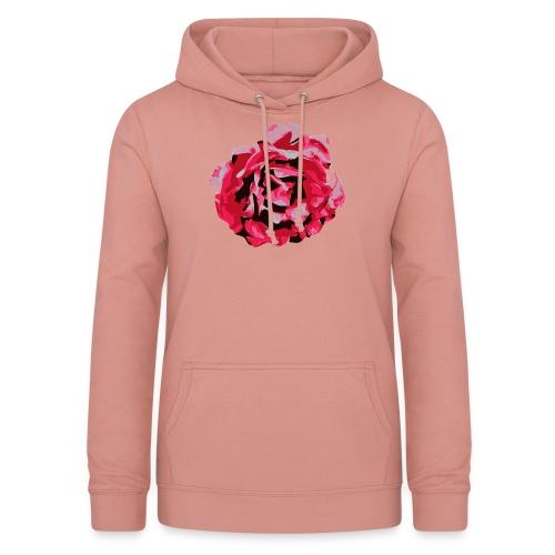 rose - Frauen Hoodie