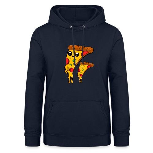 pizza Amigos Pizza Friends - Sudadera con capucha para mujer