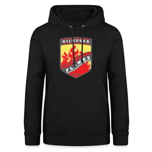 t shirt black - Vrouwen hoodie