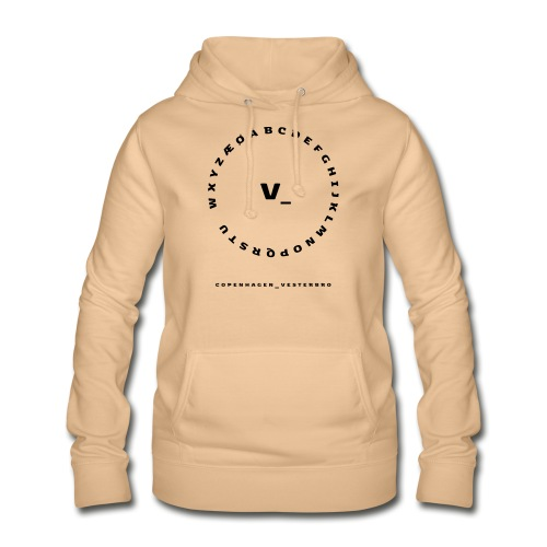 Vesterbro - Dame hoodie