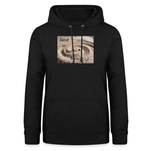 Sand in der Muschi - Frauen Hoodie