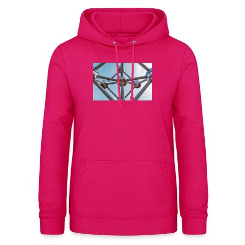 Atomium - Frauen Hoodie
