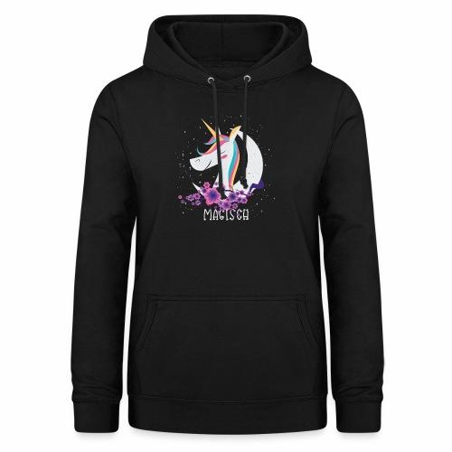 Magisches Einhorn - Frauen Hoodie