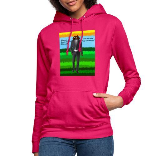 scheiß design - Frauen Hoodie
