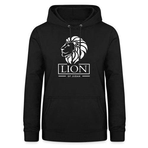 Lion of Judah - Rastafari - Frauen Hoodie