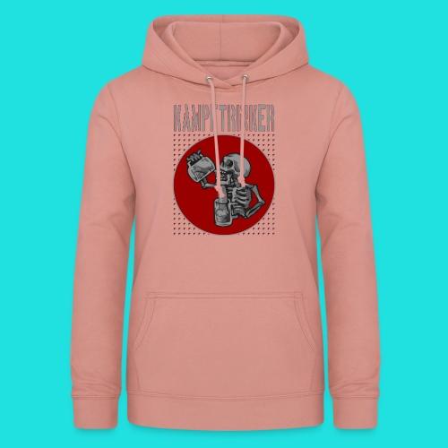 Kampftrinker - Frauen Hoodie