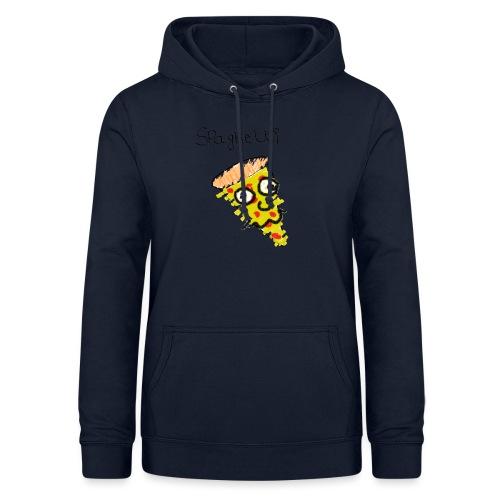 spaghetti trui - Vrouwen hoodie