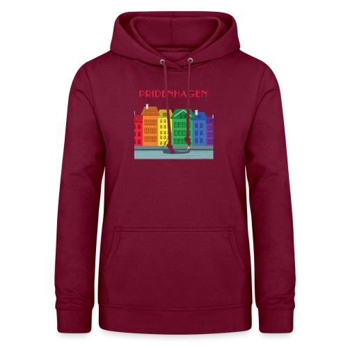 PRIDENHAGEN NYHAVN T-SHIRT - Dame hoodie