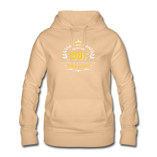original since 1987 simply the best 30th birthday - Women's Hoodie